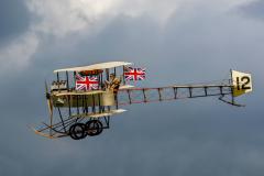 2nd= - Avro Triplane - Mick Mansfield