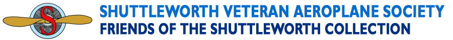 Logo for Shuttleworth Veteran Aeroplane Society
